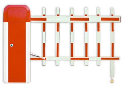 606单层栅栏道闸